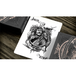 TOP ACES of WWII (Standard Edition) Playing Cards wwww.jeux2cartes.fr