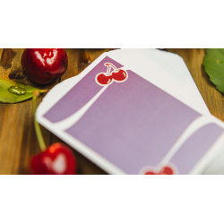 Cherry Casino Fremonts (Desert Inn Purple) Playing Cards by Pure Imagination Projects wwww.jeux2cartes.fr