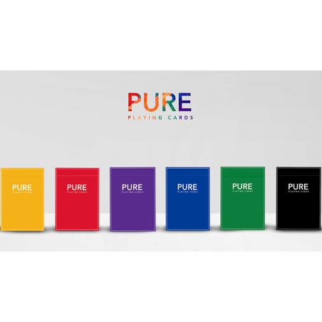 PURE NOC (ROUGE) - TCC and HOPC wwww.jeux2cartes.fr