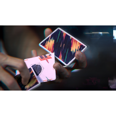 Pulse Playing Cards by Cardistry Touch wwww.jeux2cartes.fr