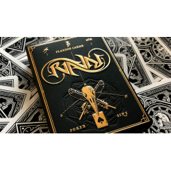 Ravn Eclipse Playing Cards Designed by Stockholm17 wwww.jeux2cartes.fr