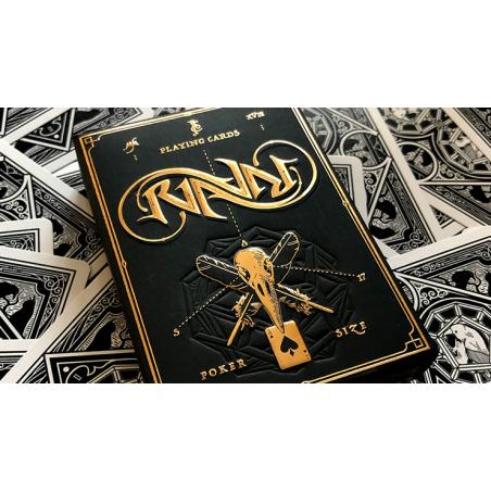 Ravn Eclipse Playing Cards Designed by Stockholm17 wwww.jeux2cartes.fr