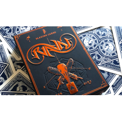 Ravn Mani Playing Cards Designed by Stockholm17 wwww.jeux2cartes.fr