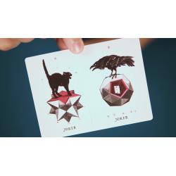 Ravn Mani Playing Cards Designed by Stockholm17 wwww.jeux2cartes.fr