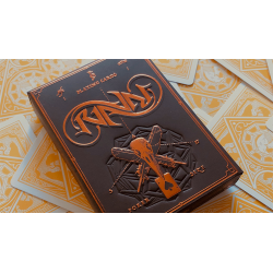 Ravn Sol Playing Cards Designed by Stockholm17 wwww.jeux2cartes.fr