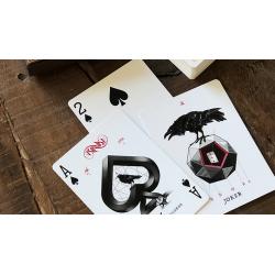 Ravn Sol Playing Cards Designed by Stockholm17 wwww.jeux2cartes.fr