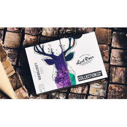 Lost Deer Purple Edition by Eriksson and Bocopo wwww.jeux2cartes.fr