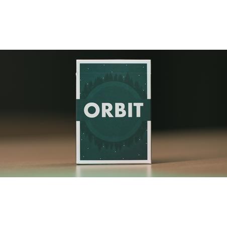 Orbit V6 Playing Cards wwww.jeux2cartes.fr