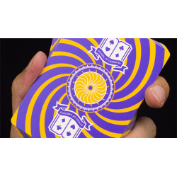 The School of Cardistry V4 Deck wwww.jeux2cartes.fr