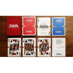 Bulletfly Playing Cards: Vino Edition wwww.jeux2cartes.fr