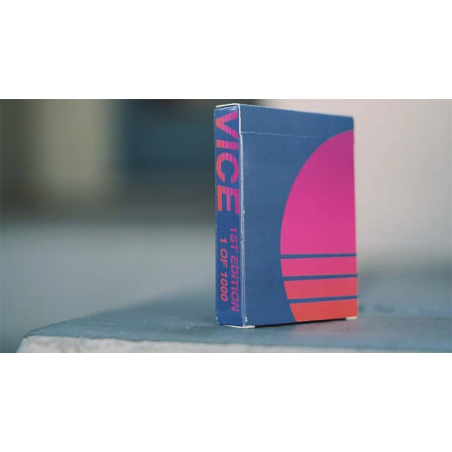 Vice Playing Cards by Occupied Cards and Takyon Cards wwww.jeux2cartes.fr