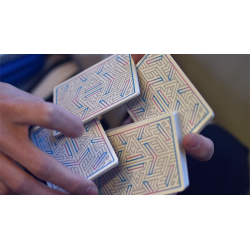 Subtle Playing Cards by Project Shuffle wwww.jeux2cartes.fr