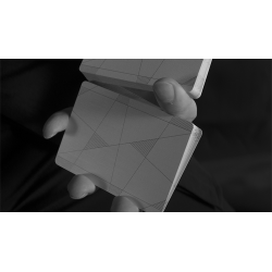 Between the Lines Playing Cards by Riffle Shuffle wwww.jeux2cartes.fr