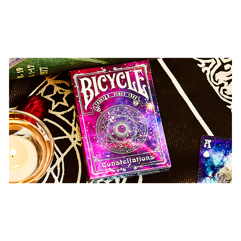 Bicycle Constellations V2 Playing Cards by Bocopo wwww.jeux2cartes.fr