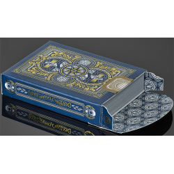 Voyage (Blue) Playing Cards wwww.jeux2cartes.fr