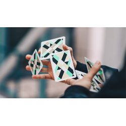 Casual V2 Playing Cards by Paul Robaia wwww.jeux2cartes.fr