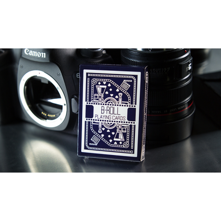 B-Roll Playing Cards wwww.jeux2cartes.fr
