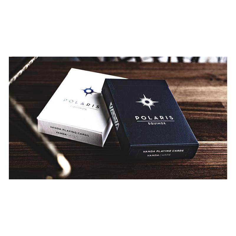 Polaris Equinox Dark Edition Playing Cards wwww.jeux2cartes.fr