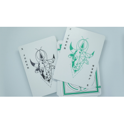 Deceptive Arts Playing Cards wwww.jeux2cartes.fr