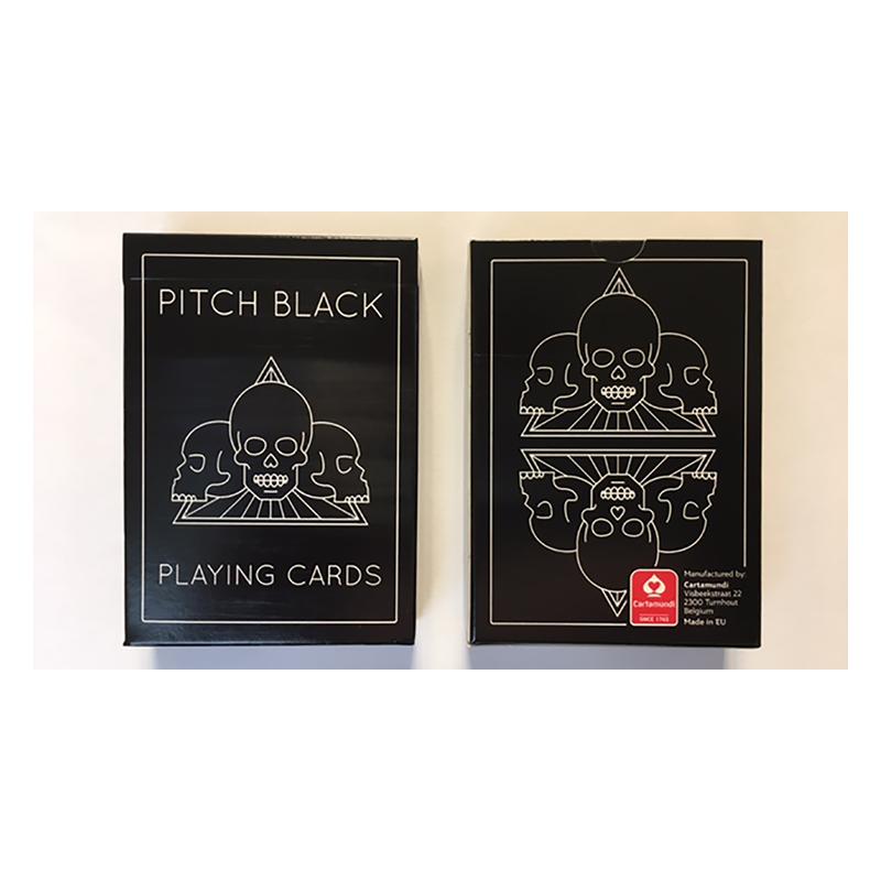 Jeu de carte Pitch Black wwww.jeux2cartes.fr