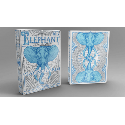Elephant Playing Cards (Tundra) wwww.jeux2cartes.fr