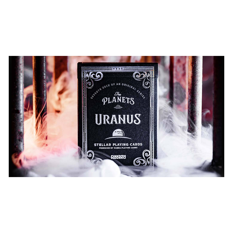 The Planets: Uranus Playing Cards wwww.jeux2cartes.fr