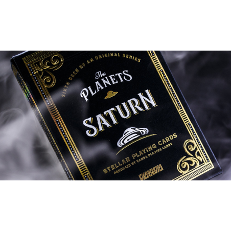 The Planets: Saturn Playing Cards wwww.jeux2cartes.fr