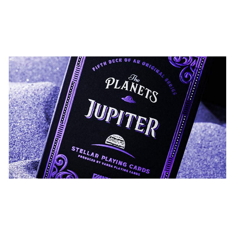 The Planets: Jupiter Playing Cards wwww.jeux2cartes.fr