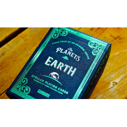 The Planets: Earth Playing Cards wwww.jeux2cartes.fr