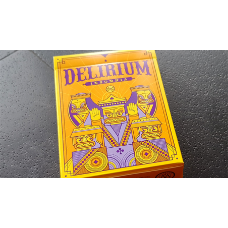 Delirium Insomnia Playing Cards wwww.jeux2cartes.fr