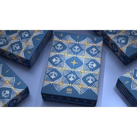 NEO:WAVE Classic Playing cards wwww.jeux2cartes.fr
