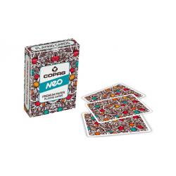 Jeu de cartes Copag Neo Series (Nature) wwww.jeux2cartes.fr