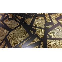 Royal Vortex Gold Foil Playing Cards Gemaco wwww.jeux2cartes.fr