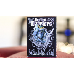 Ancient Warriors (Black) Playing Cards wwww.jeux2cartes.fr