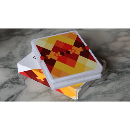 Diamon Playing Cards N° 5 Winter Warmth by Dutch Card House Company wwww.jeux2cartes.fr