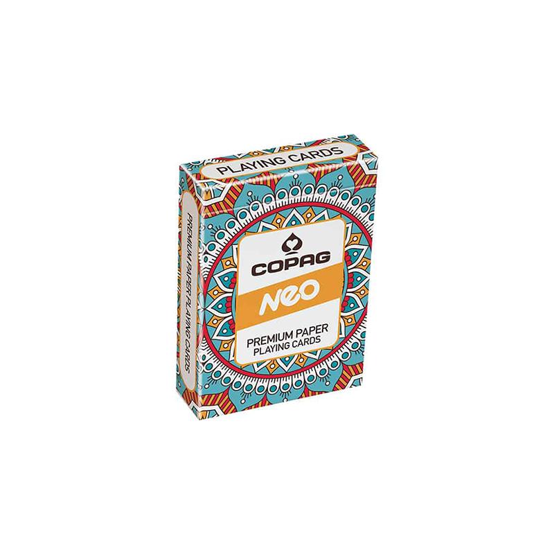 Jeu de cartes Copag Neo Series (Mandala) wwww.jeux2cartes.fr