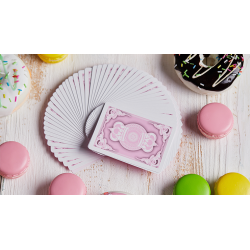 Pink Crown Playing Cards wwww.jeux2cartes.fr