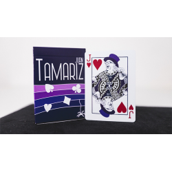 Juan Tamariz Playing Cards with Collaboration of Dani DaOritz and Jack Noble wwww.jeux2cartes.fr