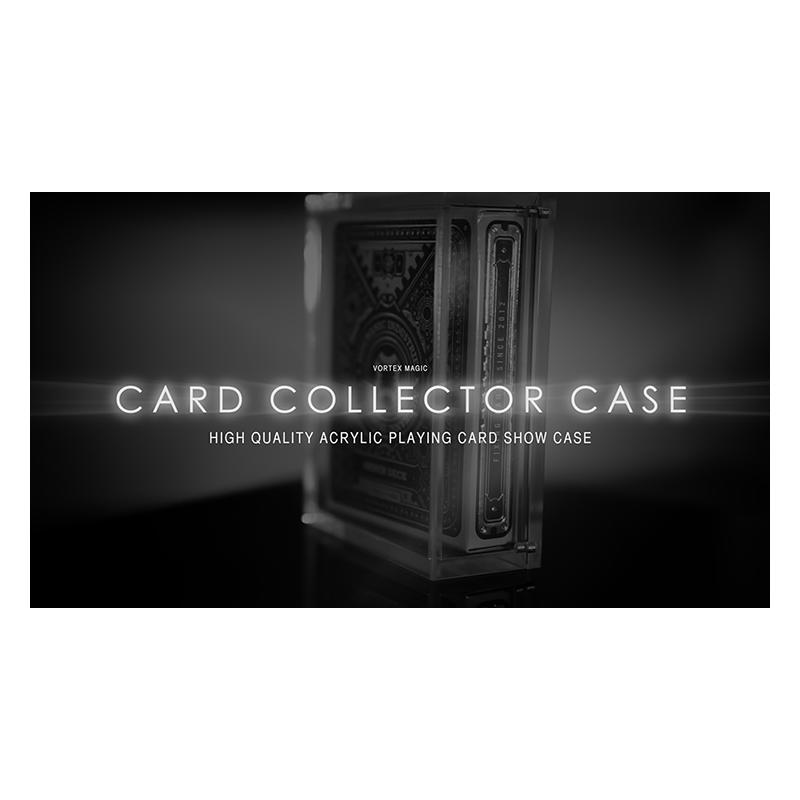 Vortex Magic Presents The Card Collector Case - Trick wwww.jeux2cartes.fr