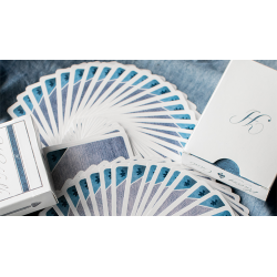 Handshields Playing Cards Jeans Edition wwww.jeux2cartes.fr