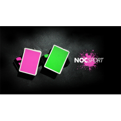NOC Sport Playing Cards (Pink) by The Blue Crown wwww.jeux2cartes.fr