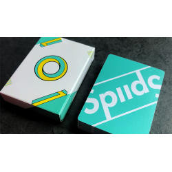 Spud Playing Cards (Green Edition) wwww.jeux2cartes.fr