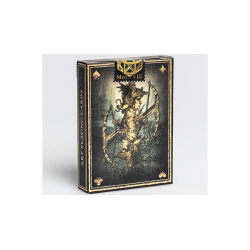 Leonardo MMXVIII Gold Edition by Art Playing Cards wwww.jeux2cartes.fr