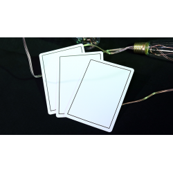 NOC Out: White Playing Cards wwww.jeux2cartes.fr