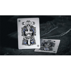 Empire Bloodlines (Royal Blue) Playing Cards wwww.jeux2cartes.fr