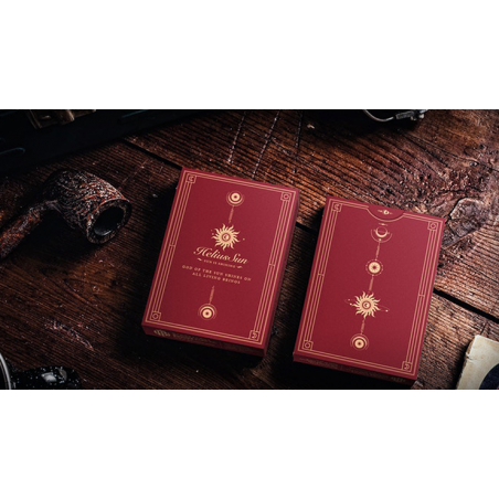 Helius Classic Edition Playing Cards wwww.jeux2cartes.fr