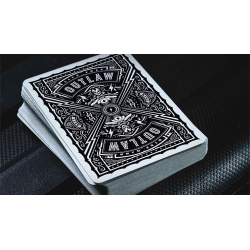 Outlaw Playing Cards by Kings & Crooks wwww.jeux2cartes.fr