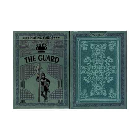 The Guard Slate Playing Cards wwww.jeux2cartes.fr