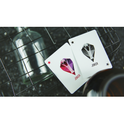 Crystal Cobra Playing Cards by TCC wwww.jeux2cartes.fr