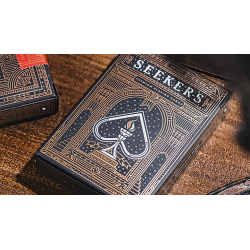 Seekers Playing Cards by Art of Play wwww.jeux2cartes.fr